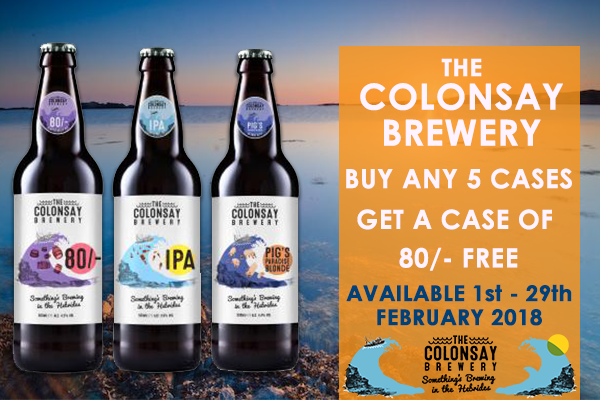 Colonsay Beer