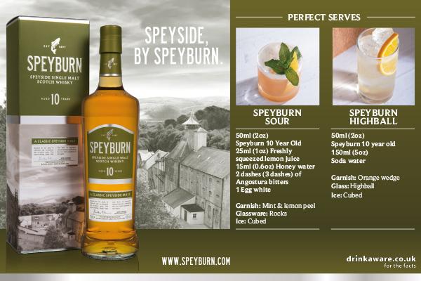 I015 Speyburn 10 YO